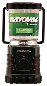 Rayovac SE3DLN Sportsman LED Lantern by Rayovac