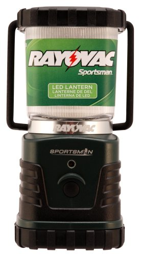 Rayovac Sportsman LED Lantern (SE3DLN)