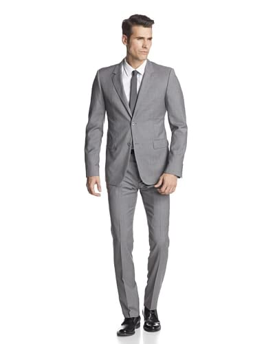 Calvin Klein Collection Men's Bowery Two Button Suit