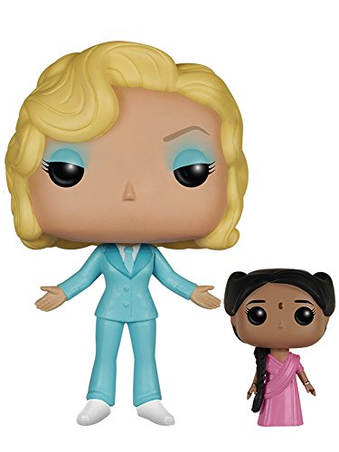 Funko POP TV: American Horror Story- Season 4 - Elsa Mars and Ma Petite Vinyl Figure - Funko Pop TV