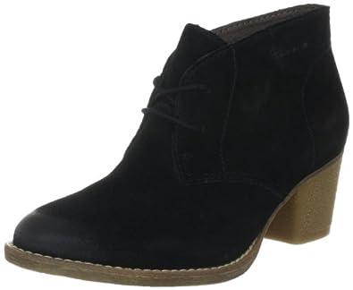 Tamaris TREND 1-1-25146-29, Damen Desert Boots, Schwarz (BLACK 001), EU 36