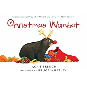 Christmas Wombat