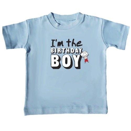 Birthday Boy T-Shirt (Size 4T)