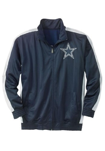 Dallas Cowboys Tricot Track Jacket, Cowboys Big-3Xl at Amazon.com
