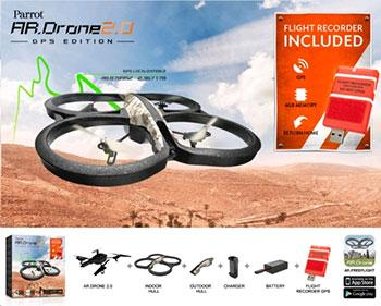 Elite Edition in Sand with GPS Flight Recorder
