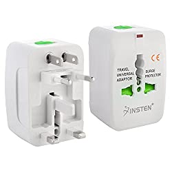Generic Europe/UK/US/China/India All In One Universal International Travel Adapter Plug Surge Protector