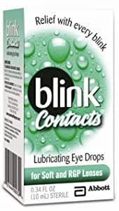 Amazon.com: AMO Blink Contact Lubricant Eye Drops for Soft and RGP