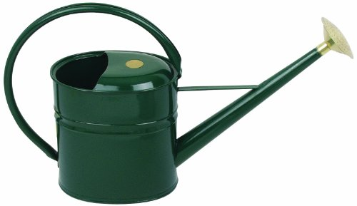 Haws V136 Slimcan Metal Outdoor Watering Can 2 Gallon8