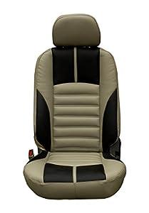 Autofurnish CZ 127 Lima Beige Leatherite Seat Covers For