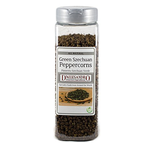 Green Szechuan Peppercorns, 8 Oz (Chinese Food Corn compare prices)