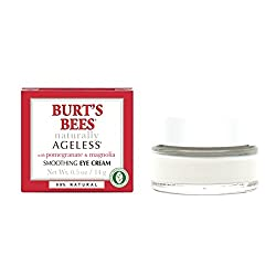 Burts Bees Naturally Ageless Line Smoothing Eye Cream 0.5 Ounces
