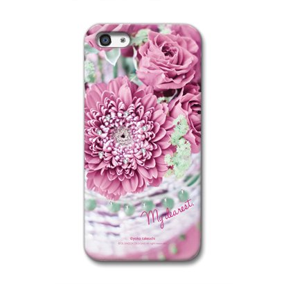 CollaBorn iPhone5専用スマートフォンケース Pink French Lace 【iPhone5対応】 OS-I5-293
