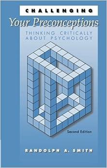 critical thinking in psychology john ruscio