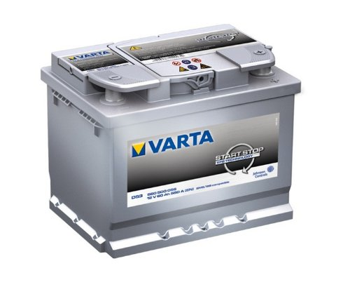 VARTA START-STOP AUTOBATTERIE