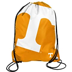 Buy Forever Collectibles NCAA Tennessee Volunteers Drawstring Backpack by Forever Collectibles