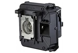 Electrified ELPLP68 / V13H010L68 Replacement Lamp with Housing for Epson Projectors