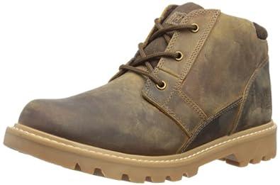 Cat Footwear GRAFT P714966, Herren Boots, Braun (Dark Beige Buff Grain), EU 42 (US 8)