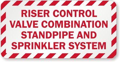 Standpipe Control Valve Riser Control Valve