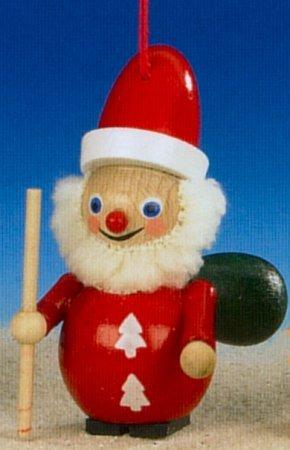 Steinbach St. Nicholas Wood Christmas Tree Ornament
