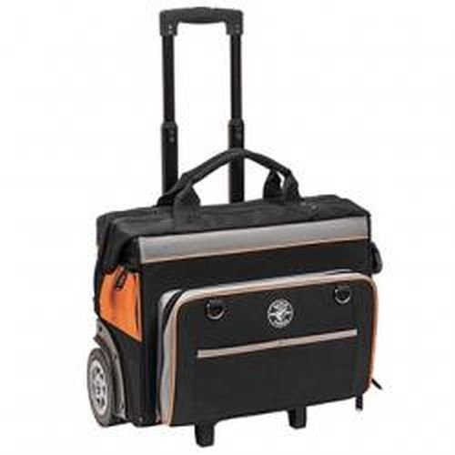 Klein Tools 55452RTB Tradesman Pro Organizer Rolling Tool Bag (Trades Pro Tools compare prices)
