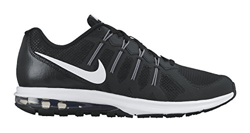 Nike Men's Air Max Dynasty Black/White/Cool Grey/Anthracite Running Shoe 11 Men US (Cool Greys 11 compare prices)