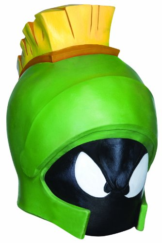 Marvin The Martian Deluxe Overhead Mask