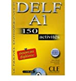img - for Le Nouvel Entrainez-Vous: Nouveau Delf A1 - 150 Activites - Livre & CD-Audio (Mixed media product)(French) - Common book / textbook / text book