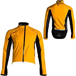 Showers Pass Elite Pro Jacket - Men\'s Goldenrod/Black, XL