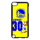 Sport 2 NBA Team Golden State Warriors Print Black Case With Hard Shell Cover for iPod Touch 5th