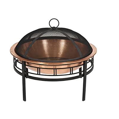 Cobraco Fbcopmisn-c Copper Mission Fire Bowl by Woodstream Europe Limited