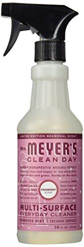 Mrs. Meyer's Multi Surface Spray Cleaner - Cranberry - 16 Fl