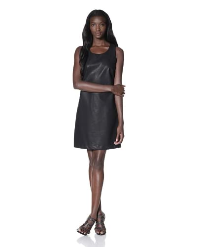 JB by Julie Brown Women's Leah Shift Dress with Allover Sequins  [Black]
