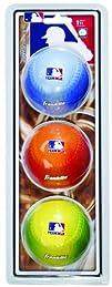 Team MLB 3Pack Foam Baseballs  Gradient