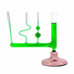 3B Scientific Glass Liquid Level Apparatus, 95mm Height