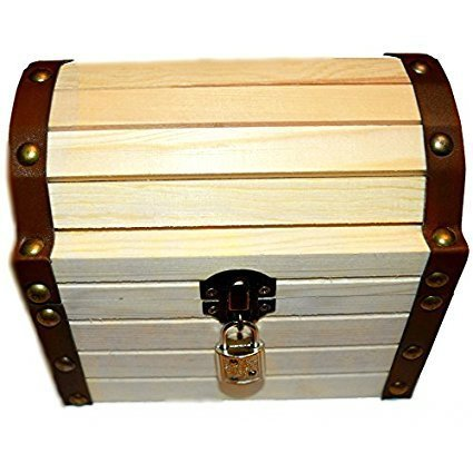 [Wooden Treasure Chest 6.24