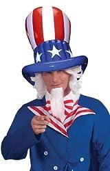 Forum Novelties Inflatable Uncle Sam Hat