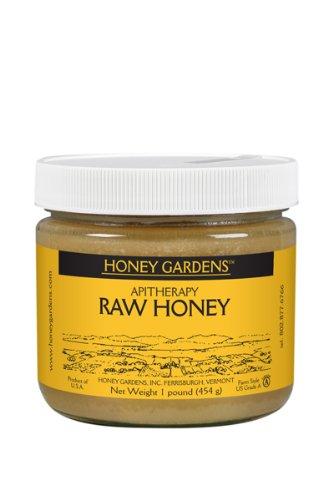 Honey Gardens Raw Honey, 1-Pound