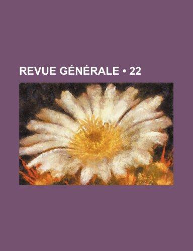 Revue Générale (22)