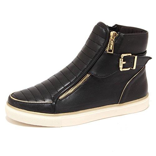 5279P sneaker alta GAUDI' nero scarpa donna shoe woman [35]