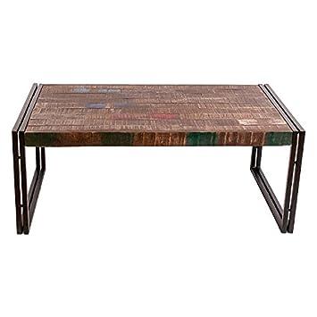 Urban Design UD-4115-B Tisch , Holz, Braun, 110 x 60 x 45 cm