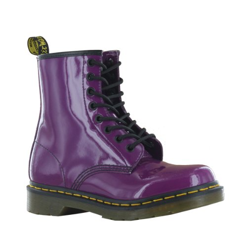 Dr.Martens 1460W Violet Leather Womens Boots