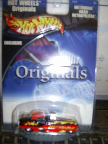 Hot Wheels Originals Exclusive Metrorail Nash Metropolitan
