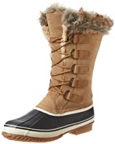 Hot Sale Northside Women's Kathmandu Snow Boot,Honey,8 M US