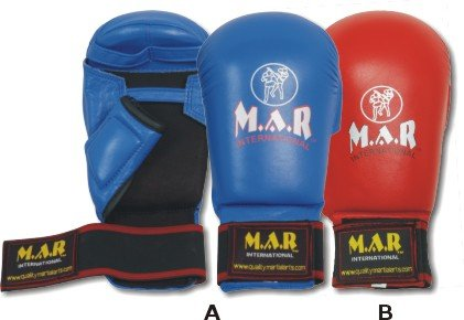 MAR Karate Gloves (PU) BM