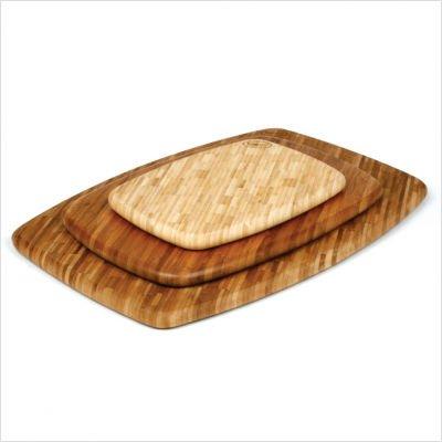 Enrico 1070 Trinity Bamboo Cutting Board Set
