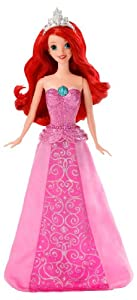 Disney Princess the Little Mermaid Princess to Mermaid Singing Ariel Doll