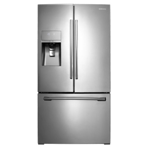Samsung RF323TEDBSR 31.6 Cu. Ft. Stainless Steel French Door Refrigerator - Energy Star