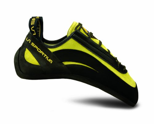 La Sportiva Miura Climbing Shoe – Men's Yellow 45