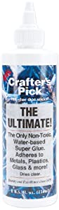 Crafter's Pick, The Ultimate! Glue, 4 Ounce