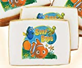 Finding Nemo Surf Buds Cookies